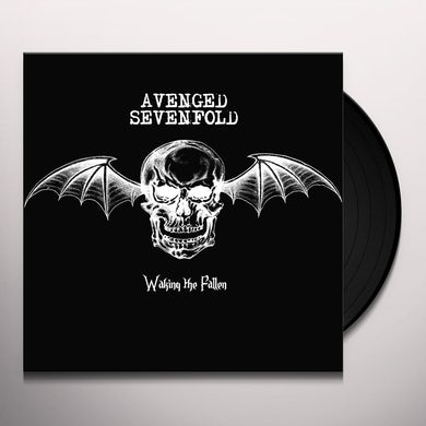 Avenged Sevenfold WAKING THE FALLEN (OXBLOOD VINYL) Vinyl Record