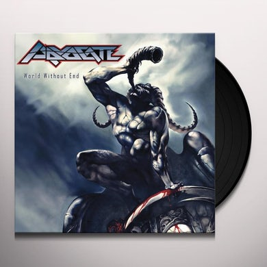 Advocate WORLD WITHOUT END Vinyl Record