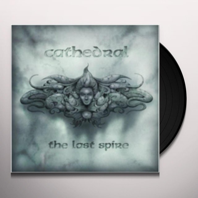Cathedral LAST SPIRE Vinyl Record