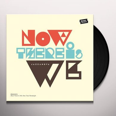 Jazzanova NOW THERE IS WE Vinyl Record - UK Release