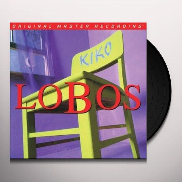 Los Lobos KIKO Vinyl Record