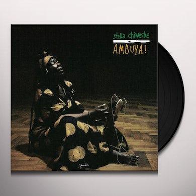 AMBUYA Vinyl Record