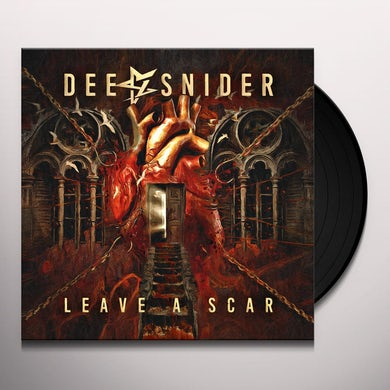 Dee Snider LEAVE A SCAR Vinyl Record