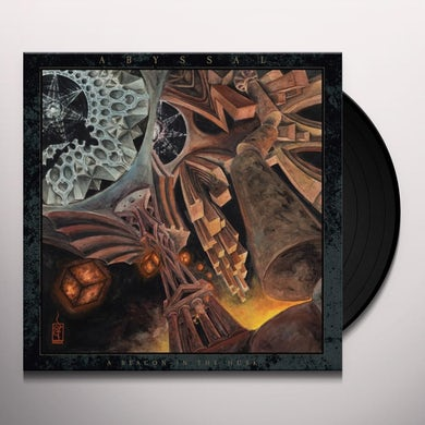 Abyssal A BEACON IN THE HUSK Vinyl Record