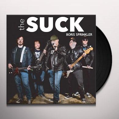 Suck BORIS SPRINKLER Vinyl Record