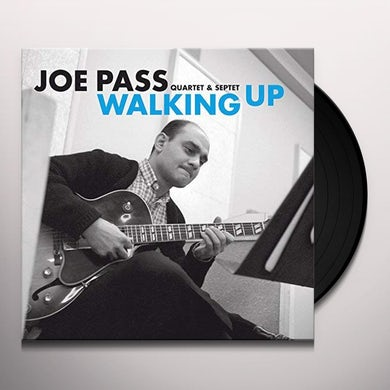 WALKING UP Vinyl Record