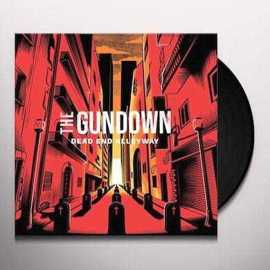 Gundown DEAD END ALLEYWAY Vinyl Record