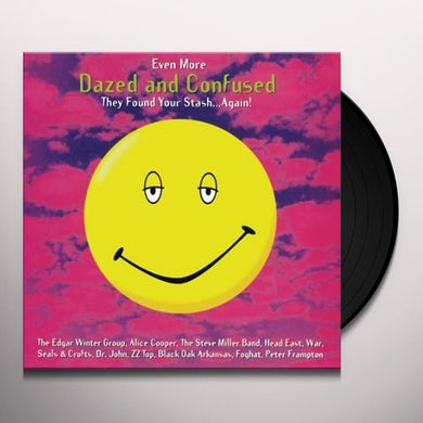 Even More Dazed & Confused: Music From Motion Vinyl Record