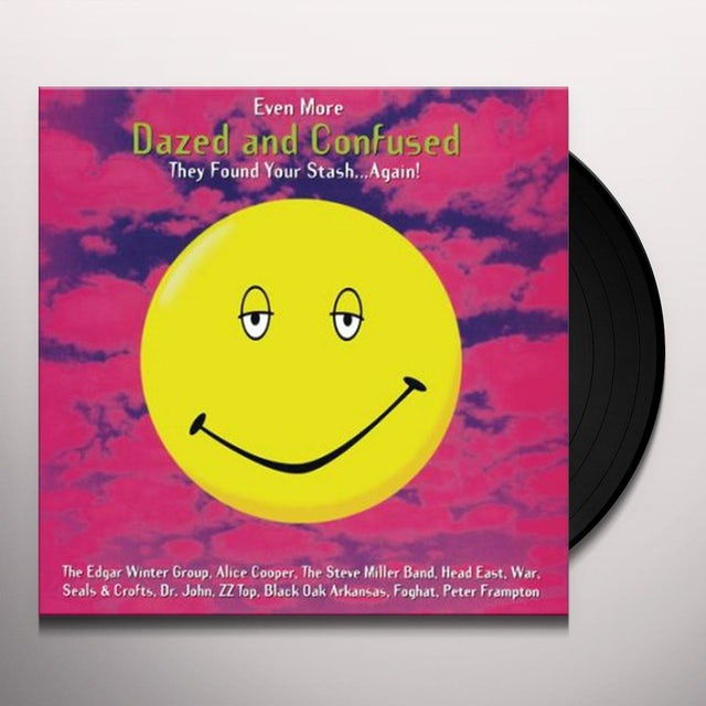 Even More Dazed & Confused: Music From Motion