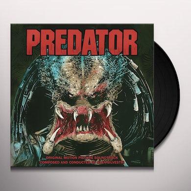 Alan Silvestri PREDATOR (ORIGINAL MOTION PICTURE SOUNDTRACK) Vinyl Record