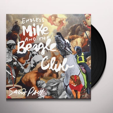 Endless Mike & Beagle Club SAINT SAUL Vinyl Record