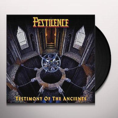Pestilence TESTIMONY OF THE ANCIENTS Vinyl Record