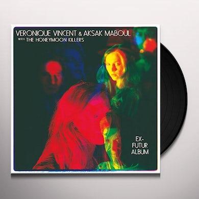 Veronique Vincent EX-FUTUR ALBUM Vinyl Record - UK Release