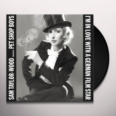 Sam Taylor-Wood I'M IN LOVE WITH A GERMAN FILM STAR Vinyl Record