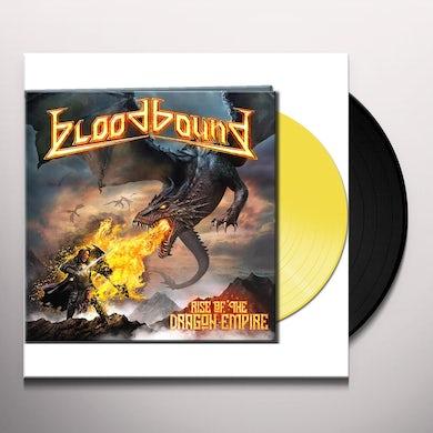 RISE OF THE DRAGON EMPIRE Vinyl Record
