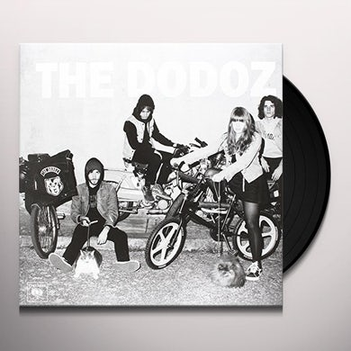 The Dodoz FOREVER I CAN PURR Vinyl Record
