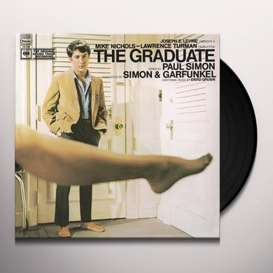 Simon & Garfunkel GRADUATE Vinyl Record
