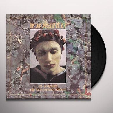 Invisible EL JARDIN DE LOS PRESENTES Vinyl Record
