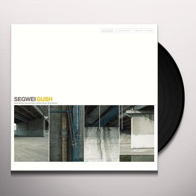 Segwei GUSH Vinyl Record