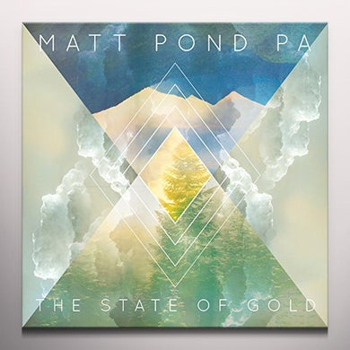 Matt Pond PA STATE OF GOLD Vinyl Record