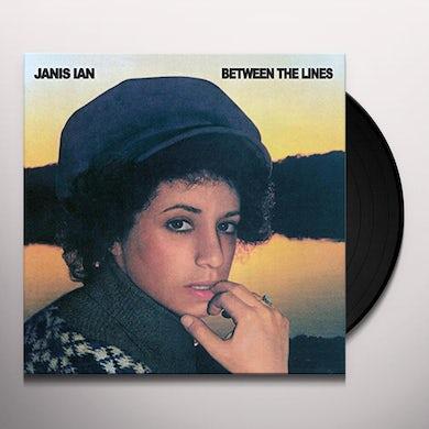 Janis Ian BETWEEN THE LINES Vinyl Record