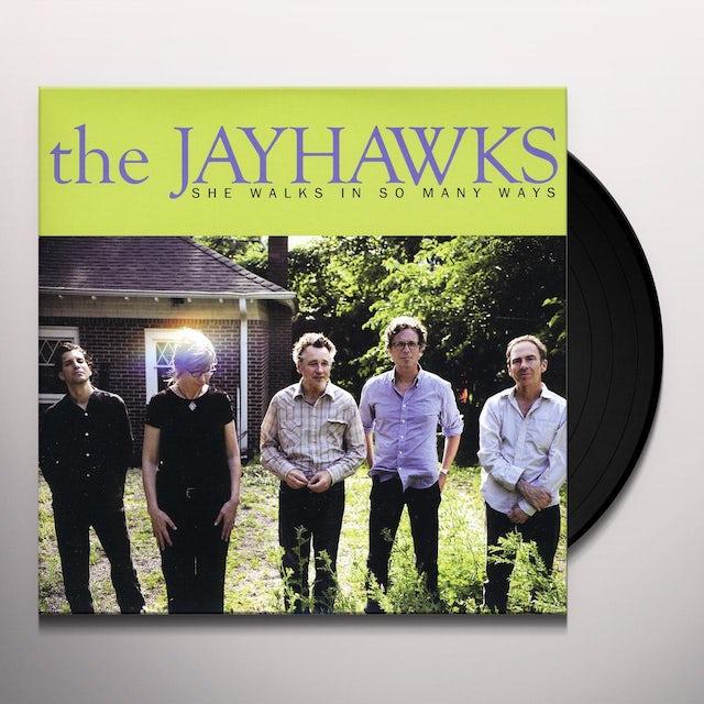 Jayhawks SHE WALKS IN SO MANY WAYS Vinyl Record