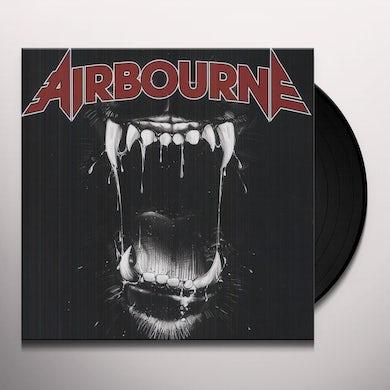 Airbourne BLACK DOG BARKING Vinyl Record
