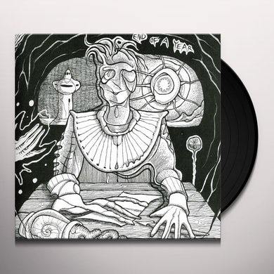 END OF A YEAR Vinyl Record