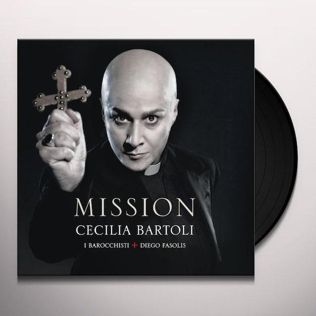 Cecilia Bartoli MISSION Vinyl Record