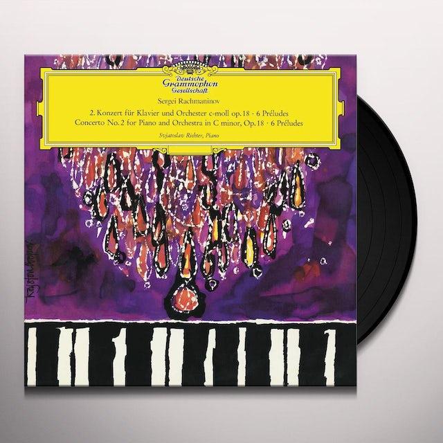 Piano Concerto No 2 In C Minor Op 18 / Various