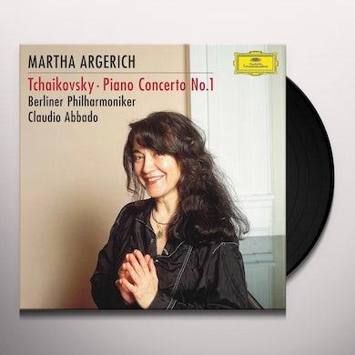 Tchaikovsky: Piano Concerto No 1 In B Flat / Var Vinyl Record