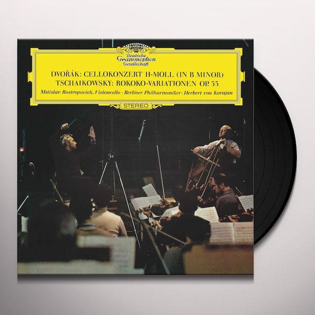 Dvorak: Cello Concerto In B Minor Op 104 / Var