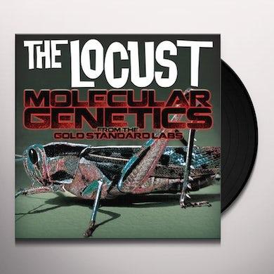 Locust MOLECULAR GENETICS FROM THE GOLD STANDARD Vinyl Record - Red Vinyl