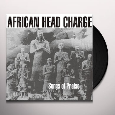 African Head Charge Songs Of Praise Vinyl Record