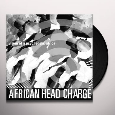 Vision Of A Psychedelic Africa Vinyl Record