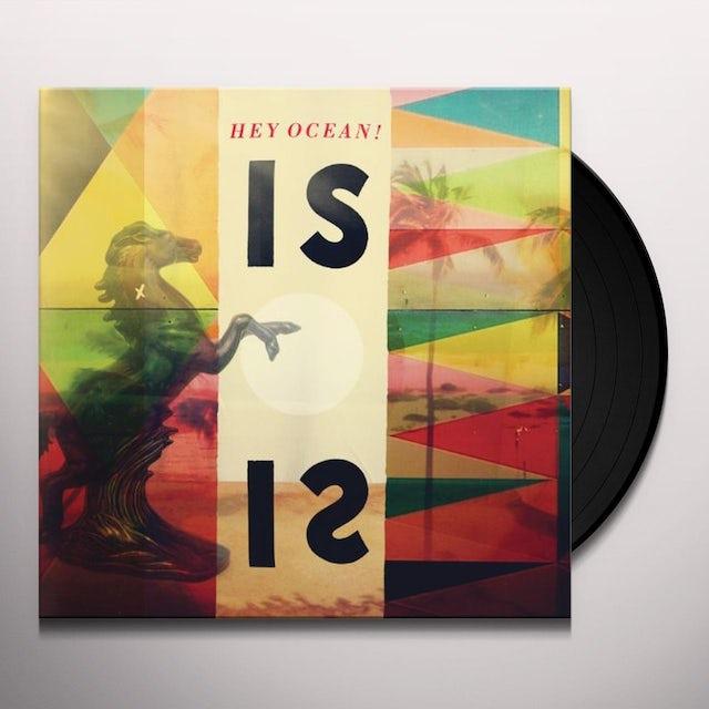 Hey Ocean IS Vinyl Record