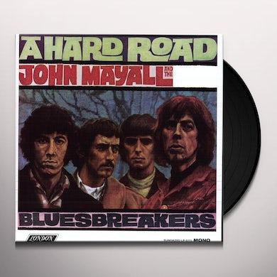 John Mayall HARD ROAD Vinyl Record