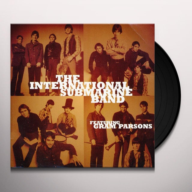 International Submarine Band ONE DAY WEEK: SUM UP BROKE Vinyl Record