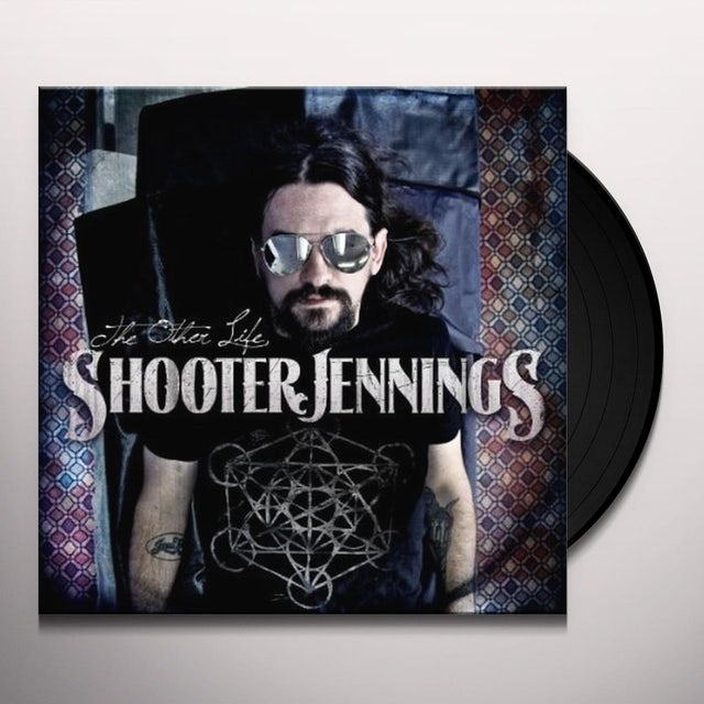 Shooter Jennings OTHER LIFE Vinyl Record