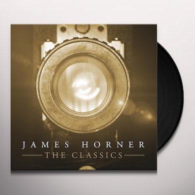 James Horner THE CLASSICS Vinyl Record