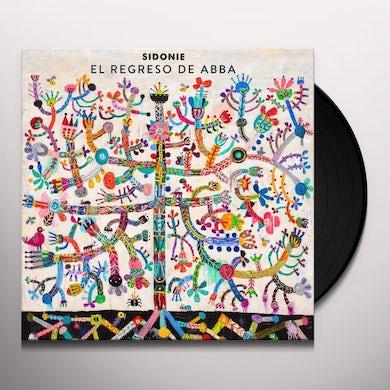 Sidonie EL REGRESO DE ABBA Vinyl Record