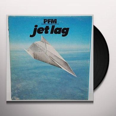 JET LAG Vinyl Record