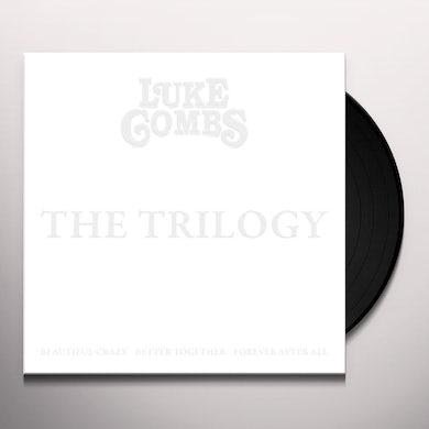 Luke Combs Trilogy The  10 Inch Single Vinyl Record
