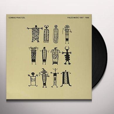 Conrad Praetzel PALEO MUSIC 1987-1998 Vinyl Record
