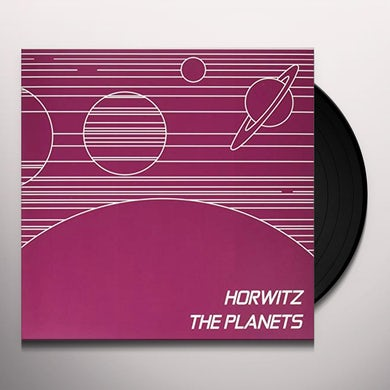 Joel Horwitz PLANETS Vinyl Record
