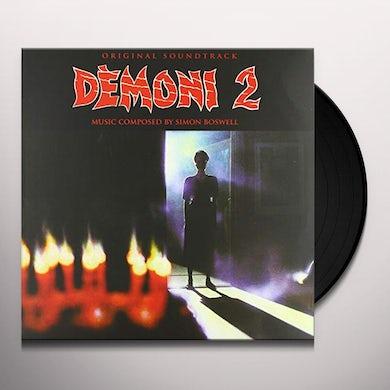 Simon Boswell DEMONS 2 / Original Soundtrack Vinyl Record