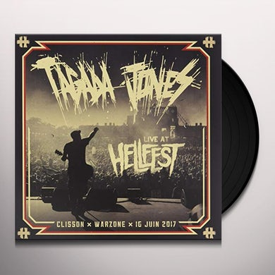 Tagada Jones LIVE AT HELLFEST 2017 Vinyl Record