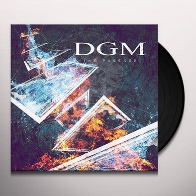 DGM PASSAGE Vinyl Record