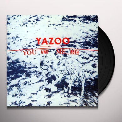 Yazoo YOU & ME BOTH Vinyl Record