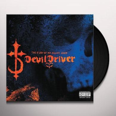 Devildriver FURY OF OUR MAKER'S HAND (ROCKTOBER 2018 EXCLUSIVE Vinyl Record